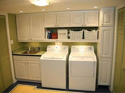 #MilwaukeeWindowInstallation Utility Room Design Ideas