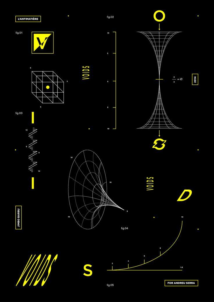 Studio Jimbo │Art Director & Graphic Designer - Contribution for V O I D S, by Jimbo Barbu — 2014...