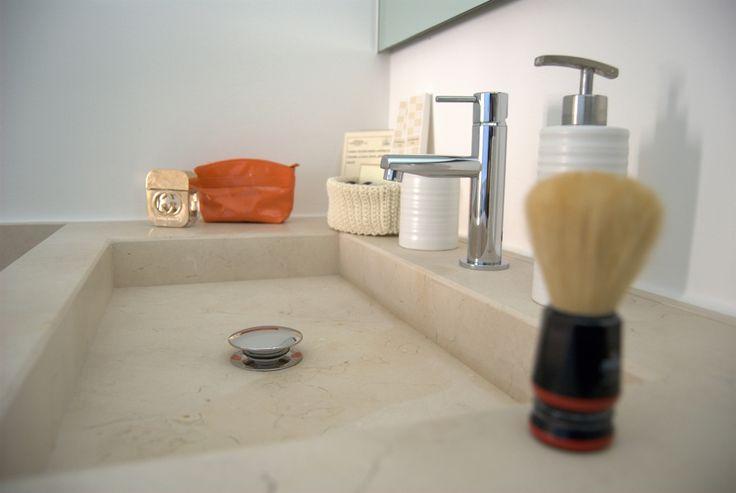 Bathroom detail - Dettaglio bagno #bathroom #hotel #masseriacordadilana  hotel #room http://masseriacordadilana.it/