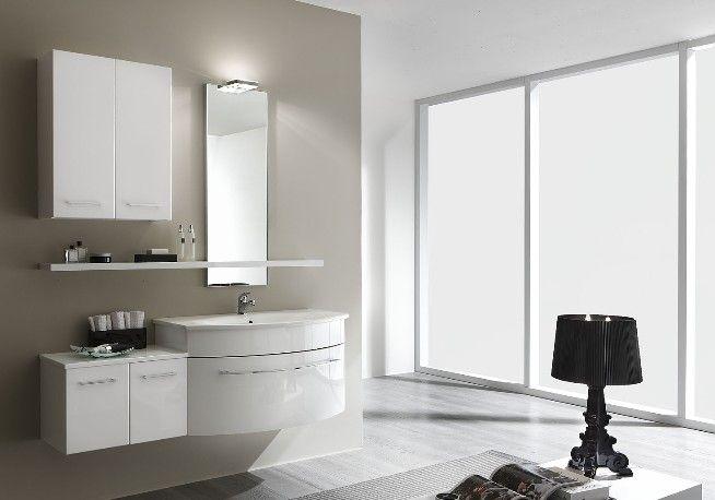 #mobili #riccelli #mobiliriccelli #collection #bagno #bathroom #furniture #design #interior #moderndesign #home #indoor #arredoquattro #arredamento #casa #arredo #white #black