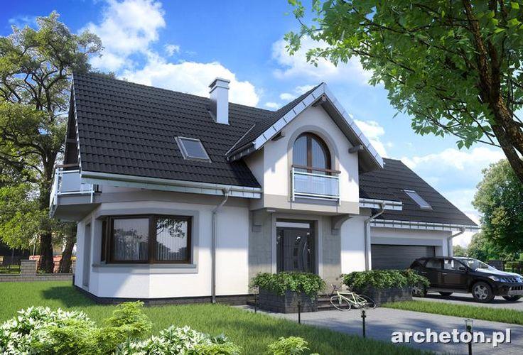 Projekt domu Heladia http://www.archeton.pl/projekt-domu-heladia_1441_opisogolny