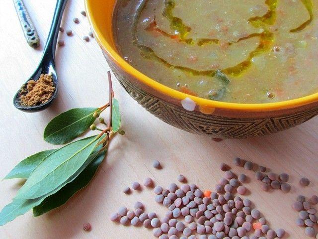 ОЧЕНЬ ВКУСНЫЙ СУП с чечевицей и овощным миксом (zuppa di lenticchie) - Вкусно готовить, есть и жить!