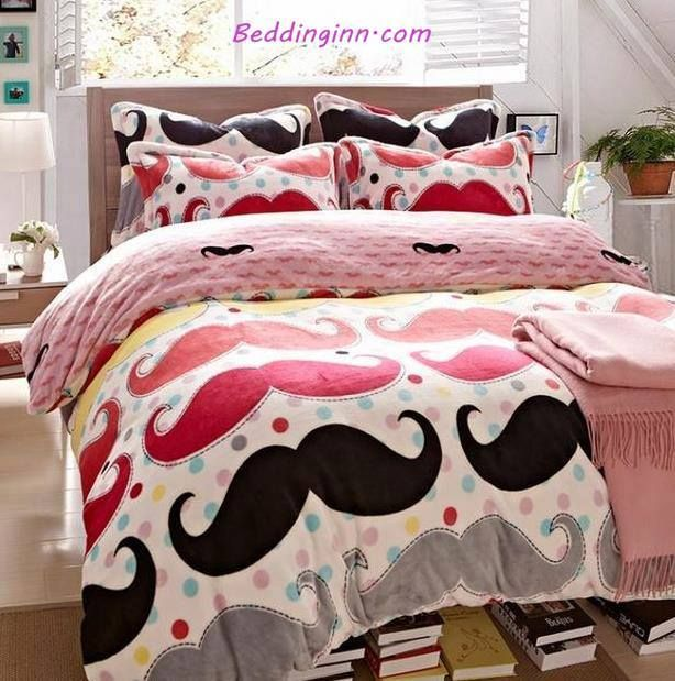 Mustache Bed Set Textile Pinterest Tyxgb76aj Quot Gt This