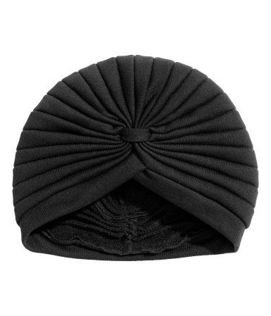 Turban | Black | Ladies | H&M US