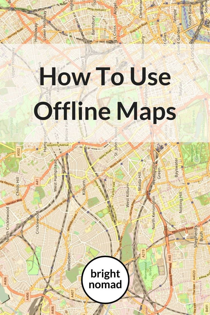 Offline Maps Compared: Maps me and Google Maps | Amazing Travel