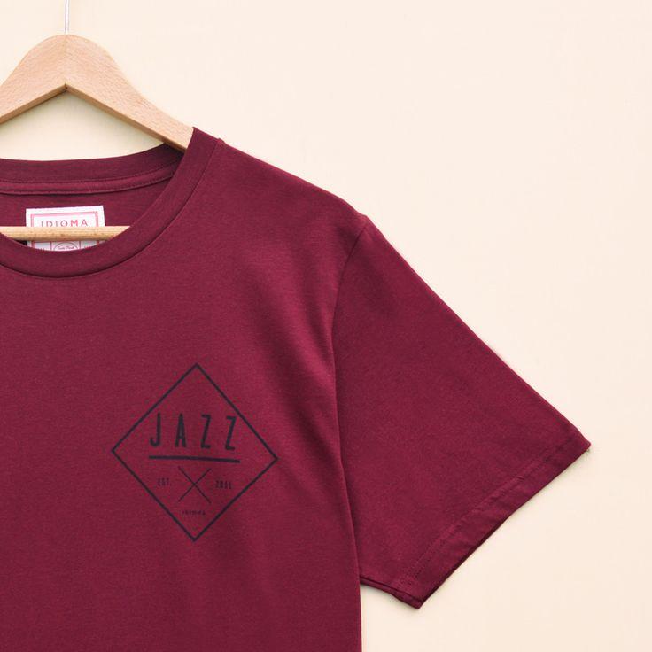 Organic - Jazz T-shirt
