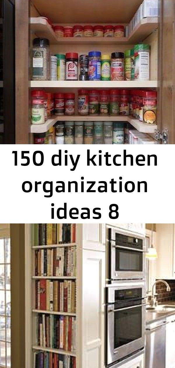 150 diy kitchen organization ideas prudent penny pincher diy kitchen cabinets kitchencabinets on kitchen organization diy id=20140