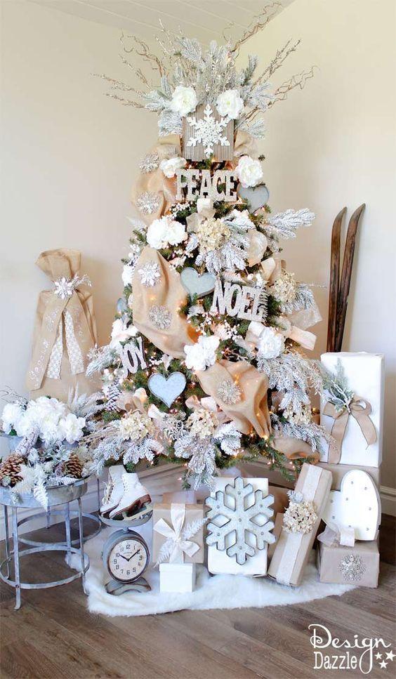 28 Best Arboles De Navidad 2018 2019 Images On Xmas Christmas Tree Decoration Ideas