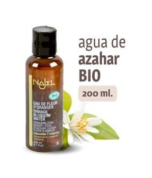 Agua de Flor de Azahar