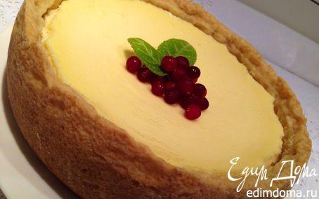 Финский творожный пирог в мультиварке | Кулинарные рецепты от «Едим дома!»