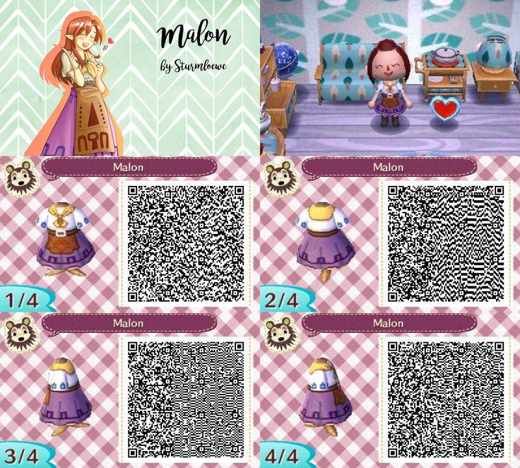 M s de 25 ideas fant sticas sobre animal crossing qr en - Animal crossing new leaf salon de detente ...