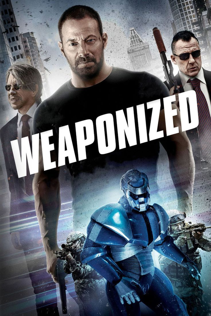 Download WEAPONiZED (2016)