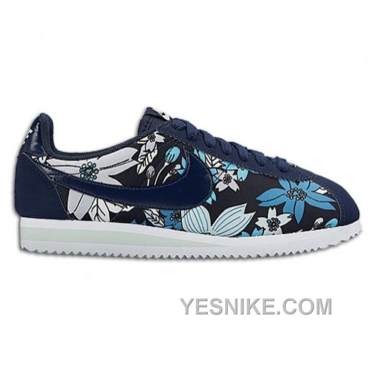 Nike Nike Nike Cortez Zapatos Para Mujer Flor Modelo Aviation 8640d2