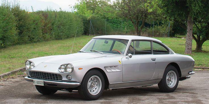 43Car Vintage Ferrari Auction Offers Prancing Horses at