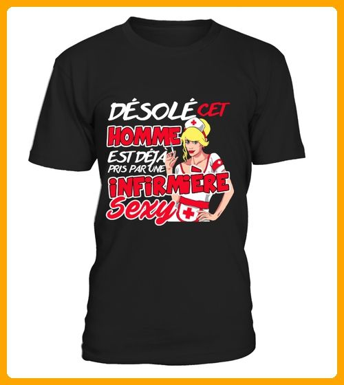 INFIRMIERE SEXY V3 Ed Lt - Valentinstag shirts (*Partner-Link)