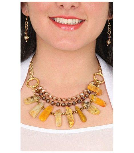 Collar nueva coleccion de bisuteria y accesorios HOGLA
