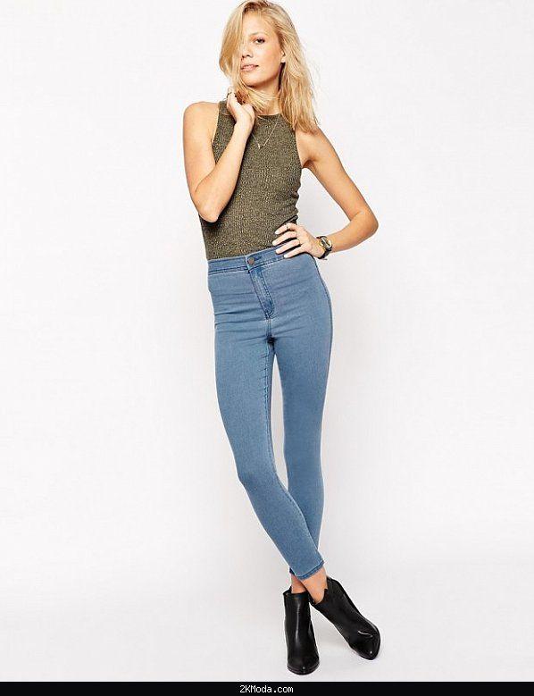 cool Yüksek bel pantolon modelleri 2016