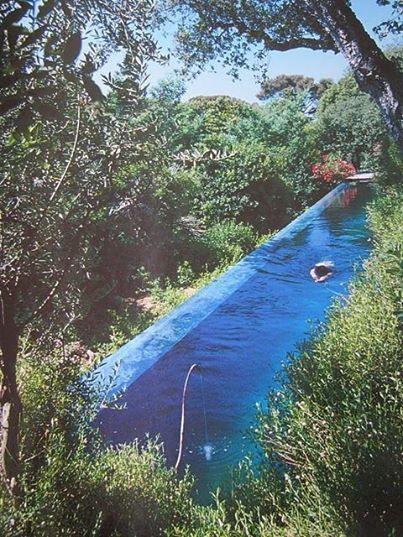 secret swimming pool
