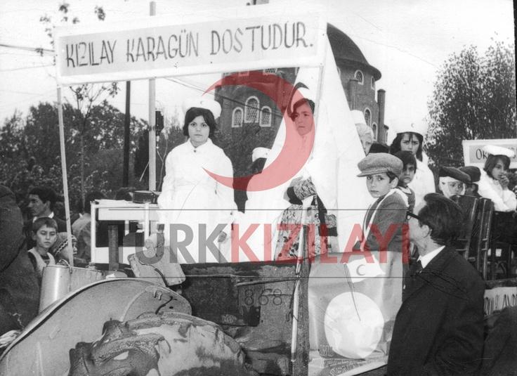 1960-1970 Arası Kızılay Haftası Törenleri