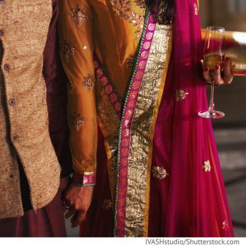 B Индии Свадебные обряды в Индии