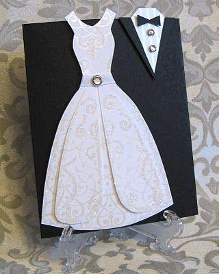 FREE TEMPLATE Wedding Card!