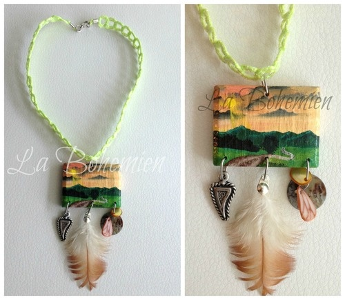 Necklace - Path