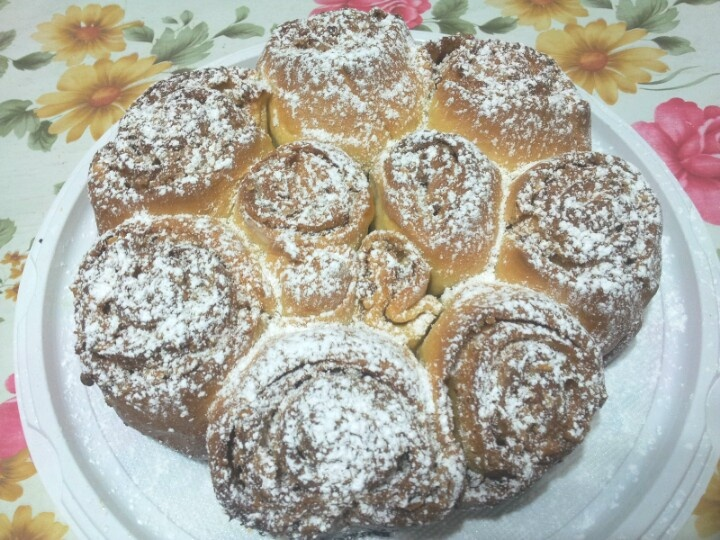Torta di rose #cake #roses