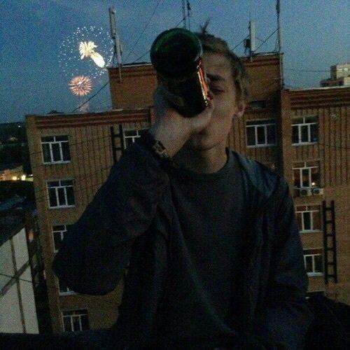 boy, broken, cute, dark, drunk - image
