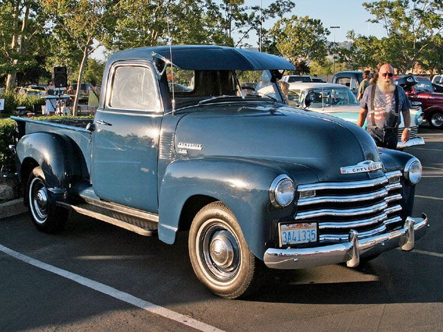 chevrolet real american made real solid vintage trucks chevrolet vintage trucks pinterest. Black Bedroom Furniture Sets. Home Design Ideas