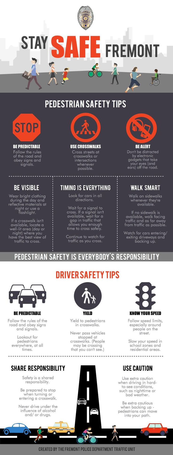 10 best Bicycle and Pedestrian Safety images on Pinterest ...