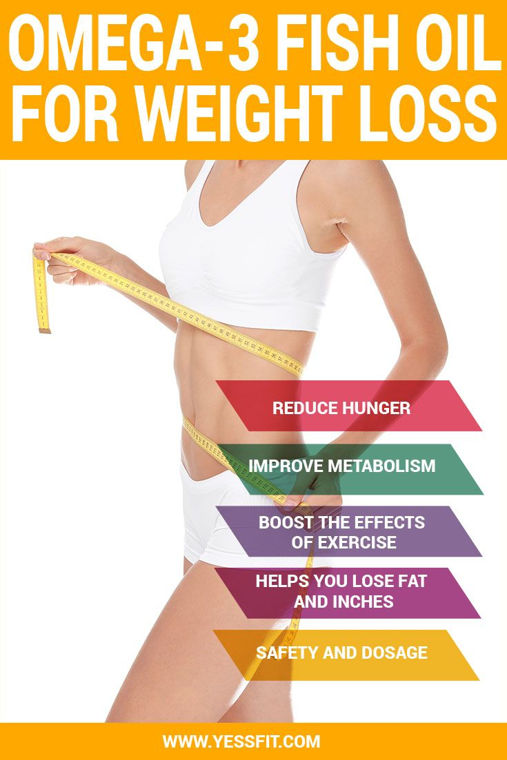 how can omega-3 fish oil help you lose weight | fatbodyadvices