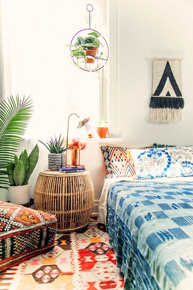 10 staples every boho home needs with etsy bohemian style bedroomsbohemian - Bohemian Style Bedroom Decor