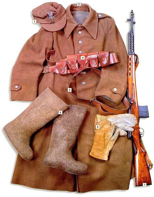 Polish USSR Uniform
