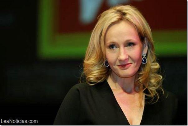 Escritora de Harry Potter demandó a un diario británico por difamación - http://www.leanoticias.com/2014/01/31/escritora-de-harry-potter-demando-un-diario-britanico-por-difamacion/