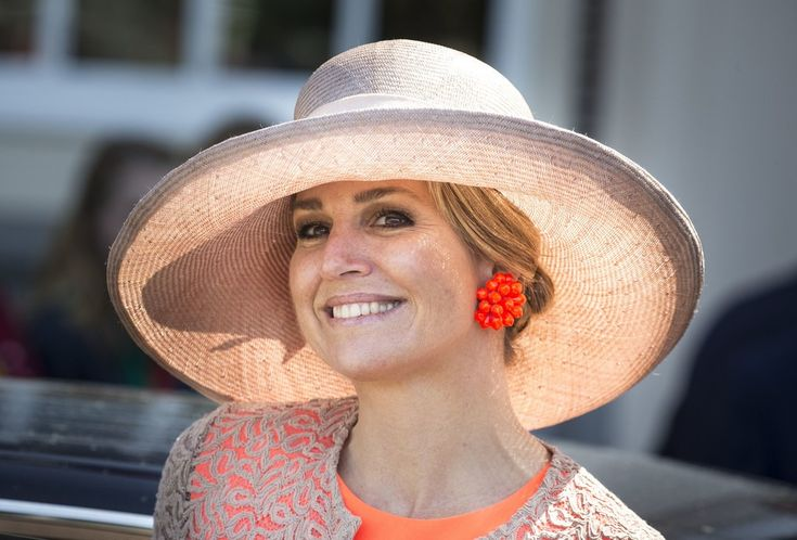 June 13, 2016 - King Willem-Alexander and Queen Maxima of The Netherlands visited the province of Friesland