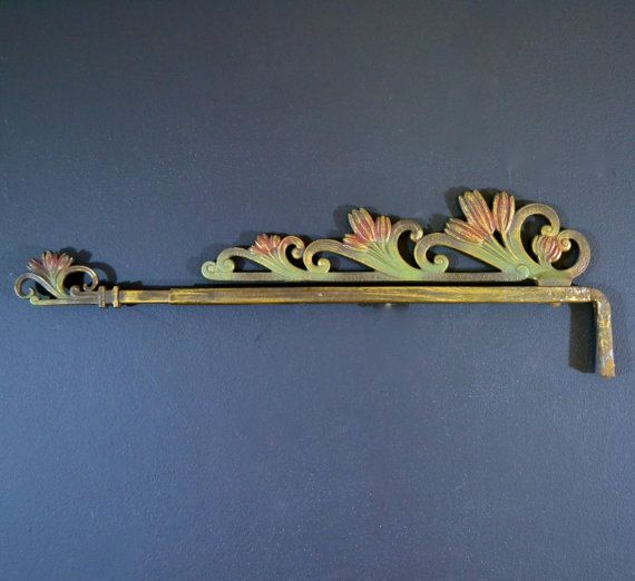 17 best ideas about Victorian Curtain Rods on Pinterest ...