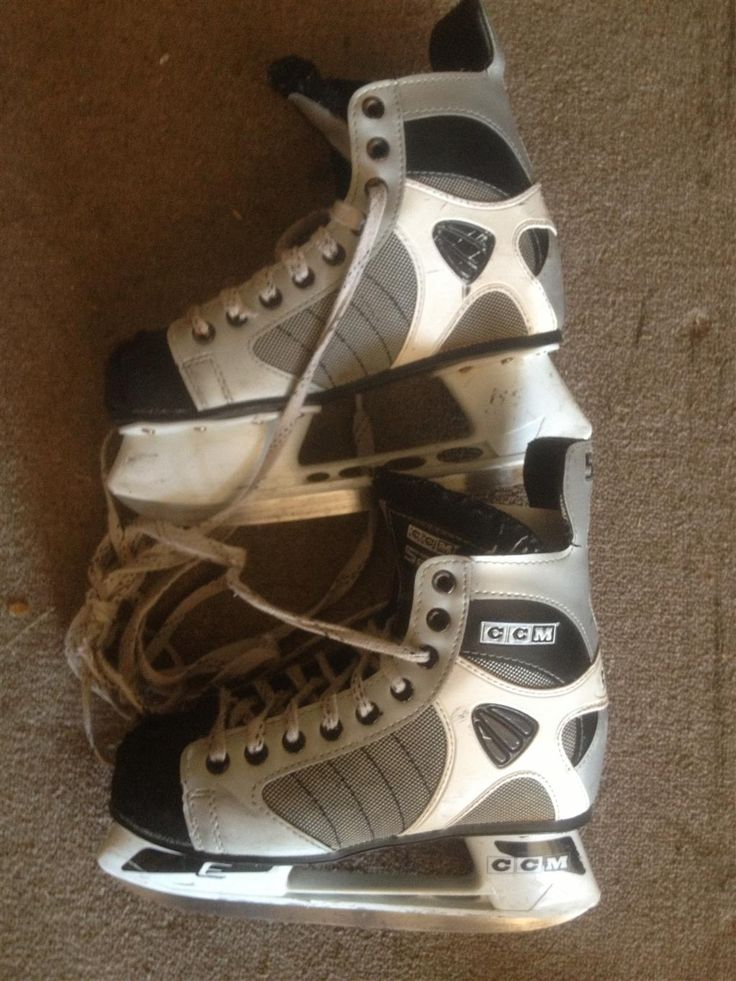 Boys Size 7 CCM Hockey Skates