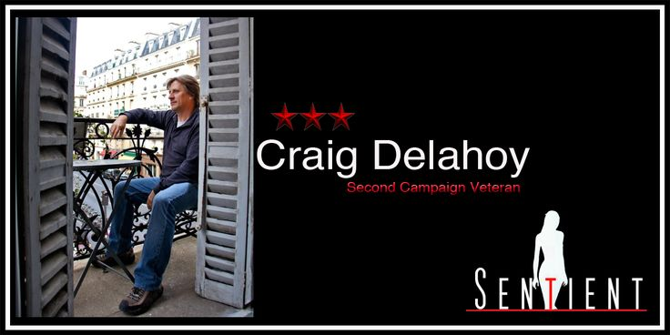 Congrats to Craig on his Three Star - Sentient Specialist award for work on our Leaderboard  http://www.sentient.tv/members/delahoc/