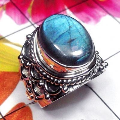 Labradorite Ring, Women Wedding Ring, Best Sale Ring, Cocktail Ring, Statement Ring From www.cosmocrafter.com