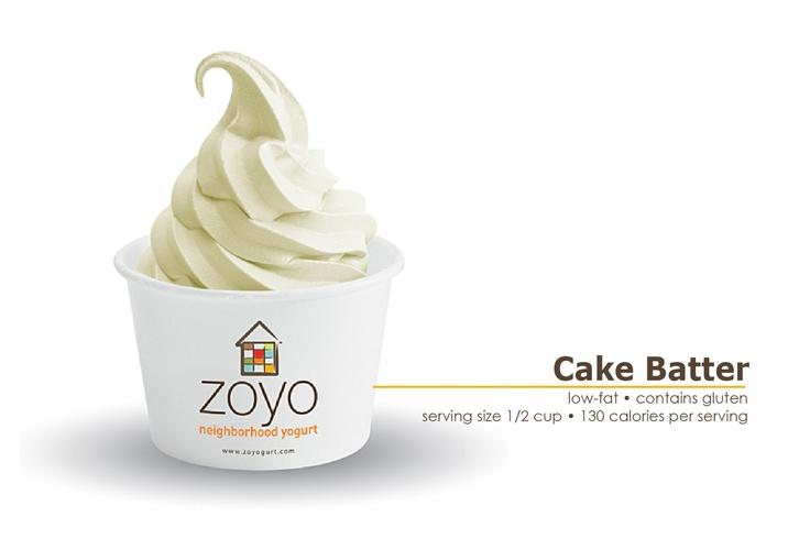 Butter Brickle Cake Batter