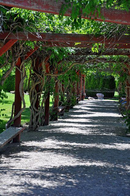 International Peace Gardens in Jordan Park, Salt Lake City, Utah