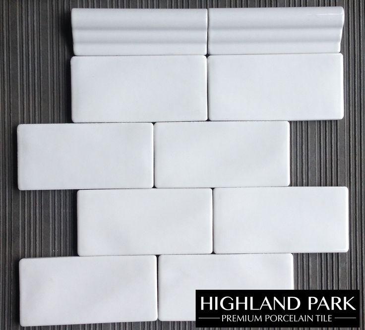Premium Handcrafted Porcelain 3x6 Quot Subway Tile Whisper