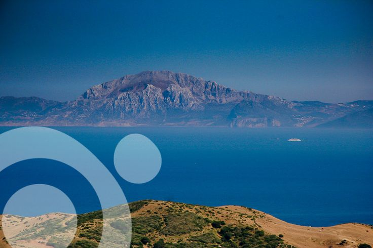 Africa, just 14 km away from Europe. More information to plan your trip to #The_strait_of Gibraltar in www.qnatur.com