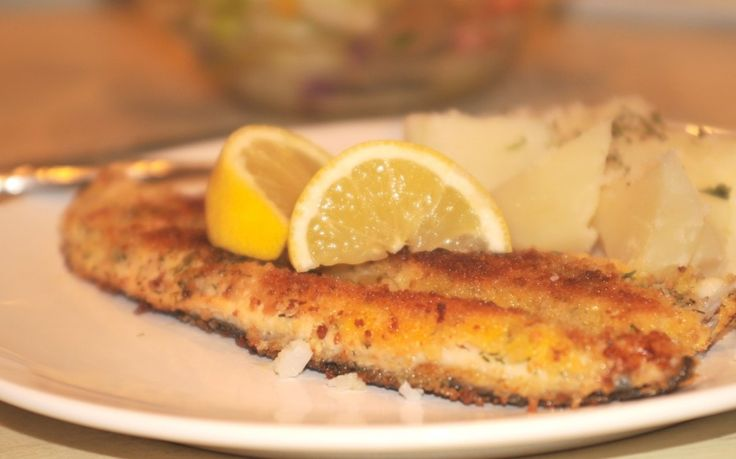 Original and Authentic German Recipe Fried Trout Fillet. Find traditional and classic recipes, cakes and cookies, deserts and soups, bread and German specialties.