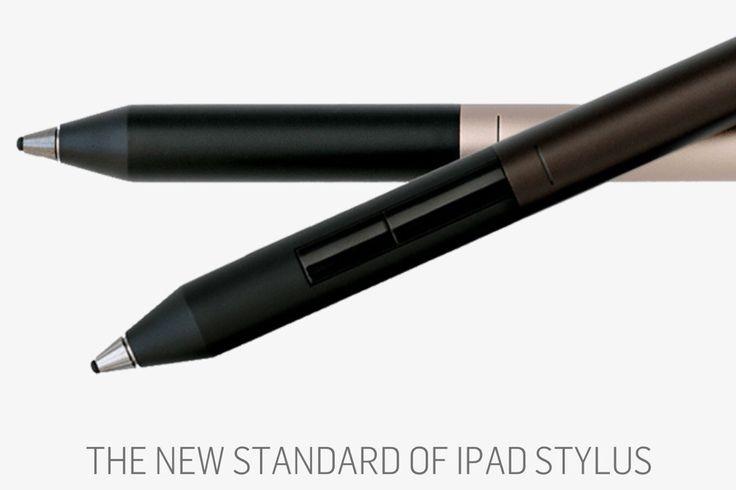 Adonitから幅広いiPadに対応した筆圧感知スタイラスペン「Pixel」リリース