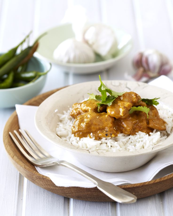Our Truly Delicious Indian Butter Chicken: a taste sensation, and so easy to make at home.  #Knorr