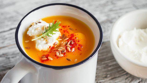 Nejlepší recepty na krémové polévky Foto: