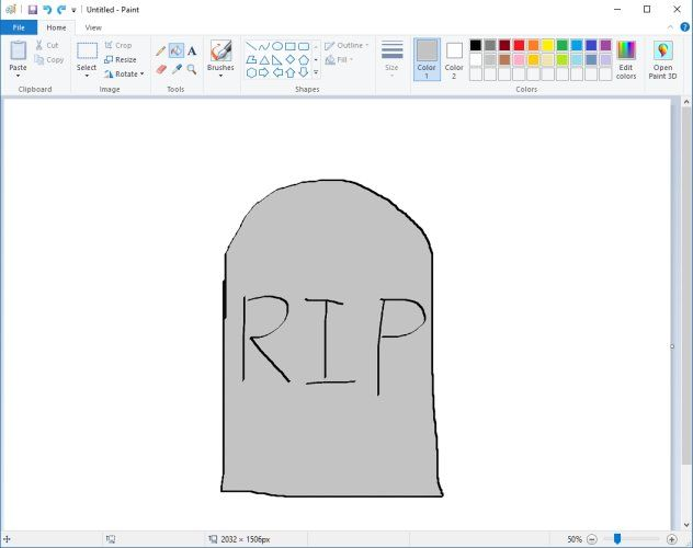 Windows 10 Fall Update puts MS Paint Outlook Express and more on the chopping block