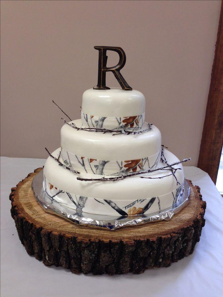 Camo Wedding Cake Prices