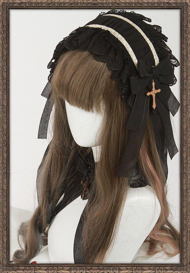 Ista Mori -A Reflection of The Church- Gothic Lolita Accessories